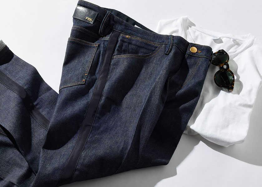 大人が買いたい8ブランド!ワザありデニムでTシャツ姿に差をつける!