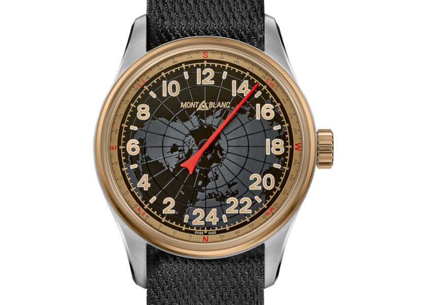 〈モンブラン〉の新作時計はなんと針が1本だけ!?