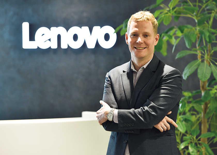 ビジネスセレブの「時を紡いで」レノボ・ジャパン代表取締役社長――デビット・ベネット