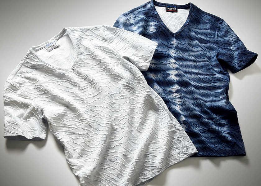 FOCUS ON 今月注目したいモノ・コトニューウェイブを生むかも!? なんて感じさせるワザありTシャツ!