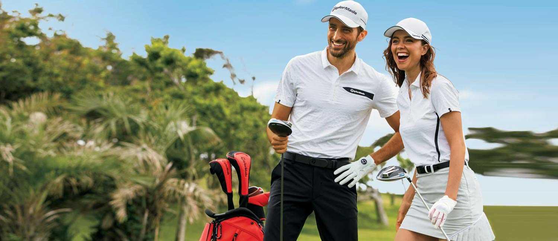 〈テーラーメイド ゴルフ〉で暑い季節もクールにラウンド!夏ゴルフに必要なのはセンスのよさと快適さ!