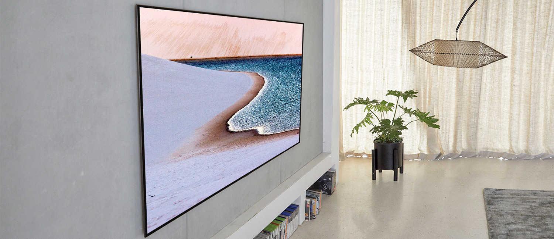 〈LGエレクトロニクス〉の大画面テレビはなぜセンスがいいと言われるのか?