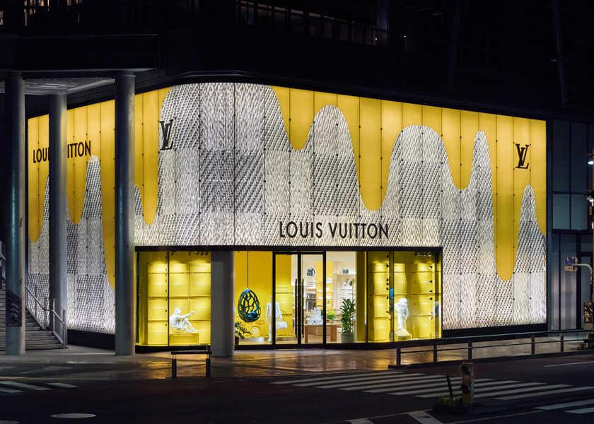 """〈ルイ・ヴィトン〉が """"世界初のメンズ旗艦店""""を渋谷にオープン!"""