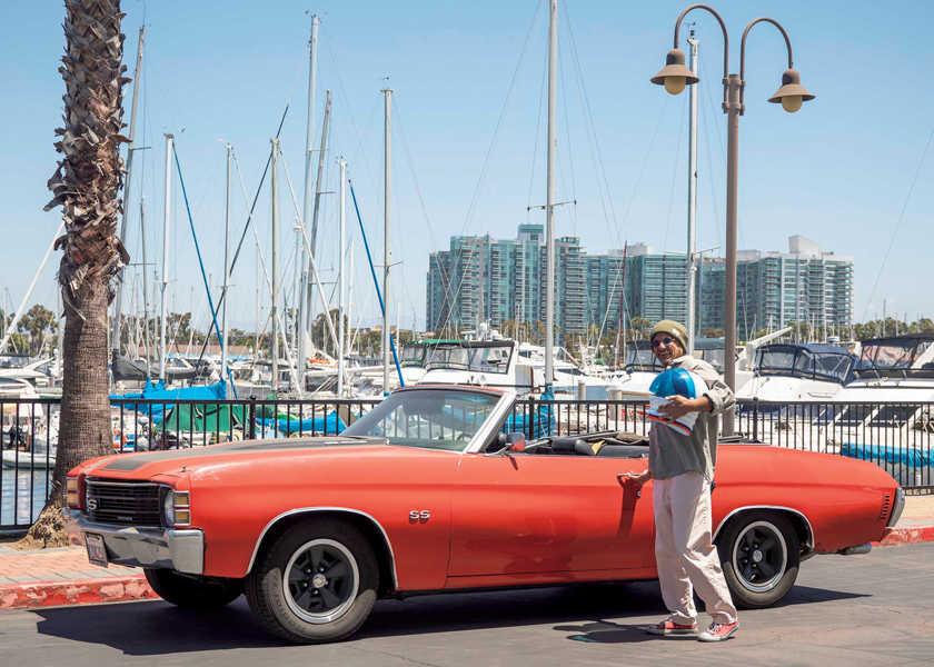 カリフォルニアの「くるまにあ」 vol.17Chevrolet Chevelle SS
