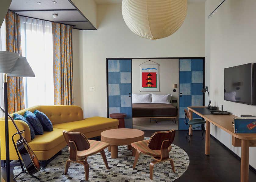 HOTな情報が男心を熱くする! ハートに火をつけて! VOL.118〈エースホテル〉シアトル発の人気ホテルが京都に誕生!