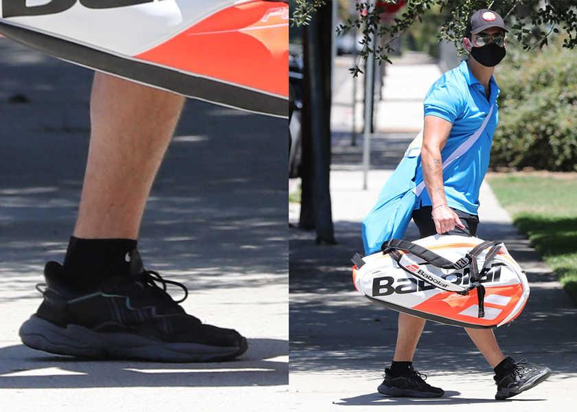 【スニーカー】J・ジョナスが履く今どきスタイルにハマる1足とは?