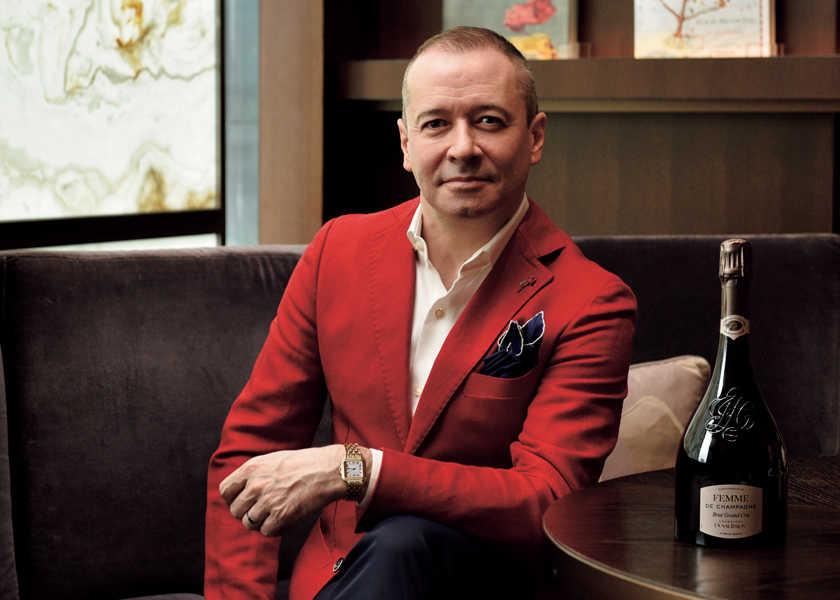 ビジネスセレブの「時を紡いで」 vol.18レリクシール CEO――アントニー・ドゥヴィッレ