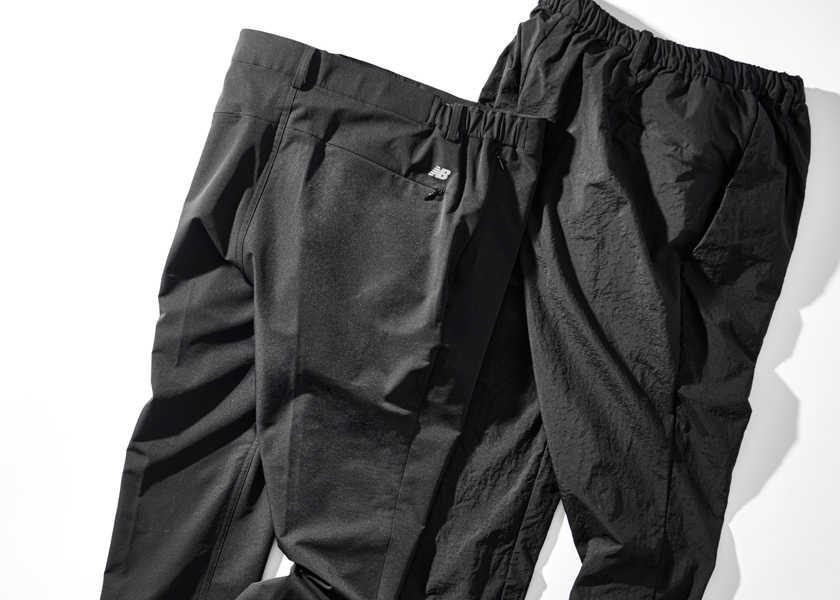 【人気】街着がスタイリッシュに変わる黒テックパンツの選び方!