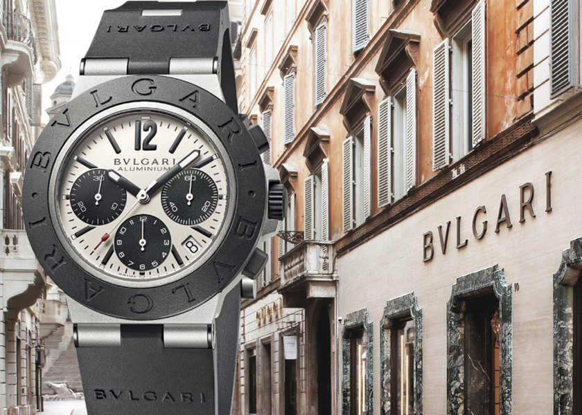 """名作時計の舞台裏!〈ブルガリ〉ブルガリ・ブルガリ BVLGARI """"BVLGARI BVLGARI"""""""