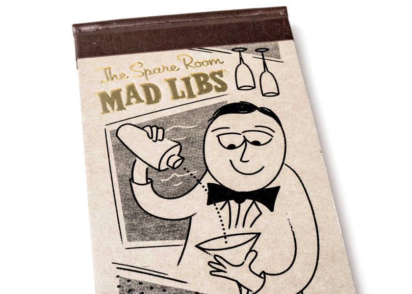 """日本ではまず手に入らないからLA土産にコレはどう? vol.69〈ザ・スペアルーム〉の""""マッド・リブス"""""""