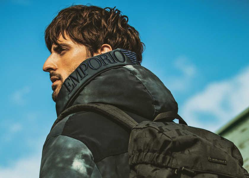 Brand HUNT! 041 EMPORIO ARMANI[エンポリオ アルマーニ]上品でスポーティな都会と自然で映える服!