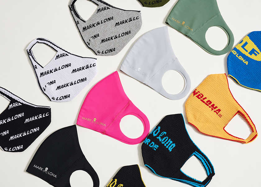 お洒落ゴルフアパレルブランドが手掛けた高機能マスクは一体どこがいい!?