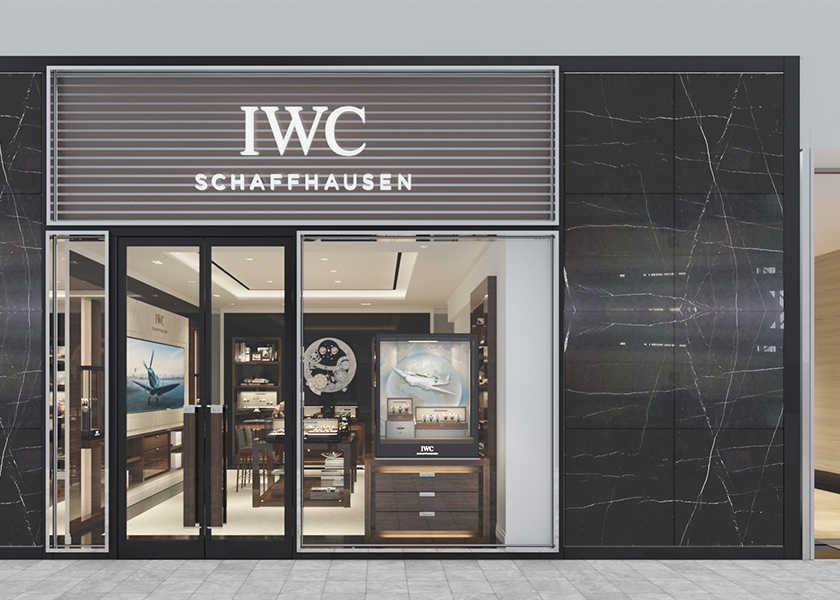 【名古屋】初出店の〈IWCシャフハウゼン〉で、まず手に取りたい話題の時計とは?