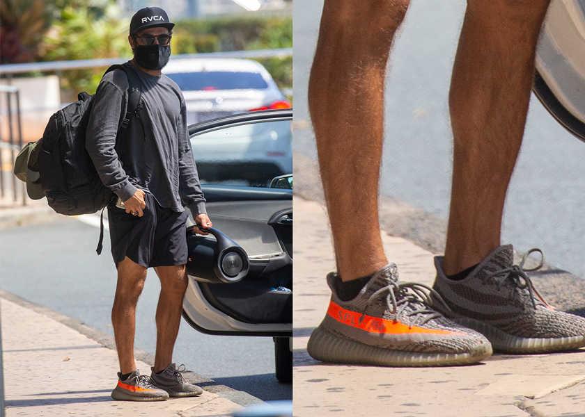 【スニーカー】俳優ザック・エフロンが履く超プレミア付きの1足とは?