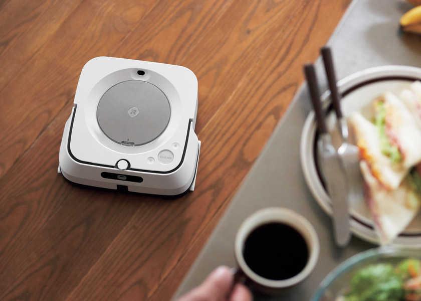 〈アイロボット〉で時間の使い方が変わる!いつもより余裕が出るお掃除ロボのある休日!