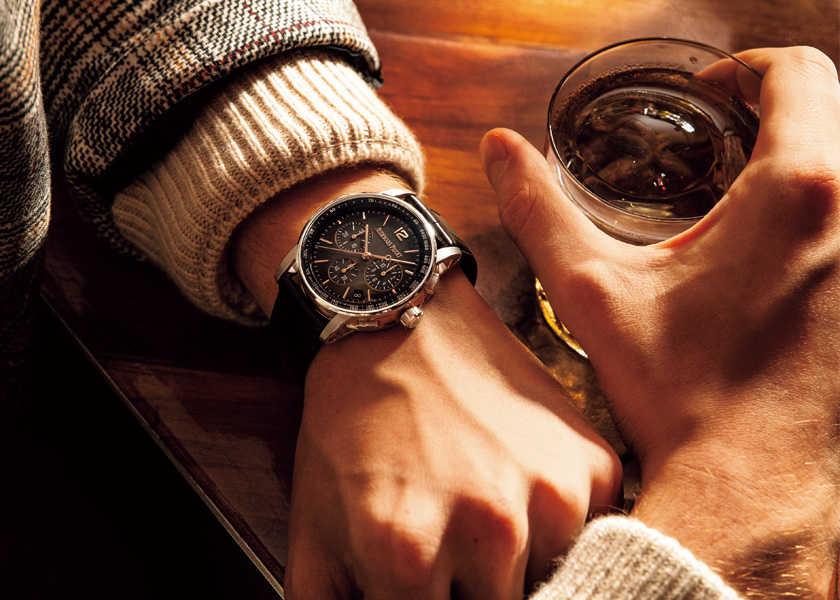 """多面的な魅力を放つ〈オーデマ ピゲ〉の""""CODE 11.59""""大人の色気が漂うミステリアスな腕時計!"""