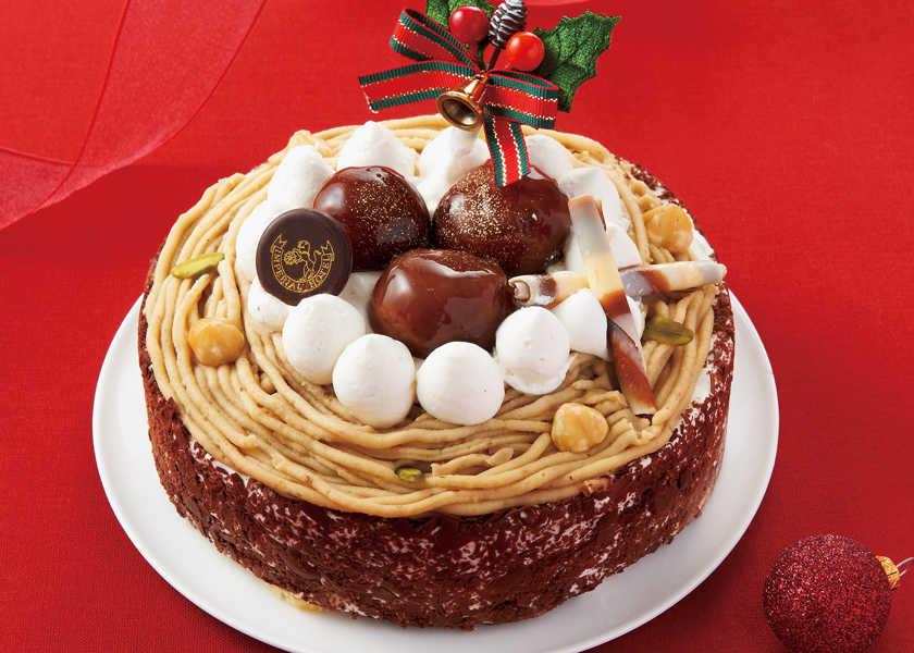 """東京の人気ケーキが全国どこでも買える!松屋銀座の""""クリスマスデリバリーケーキ""""3選"""