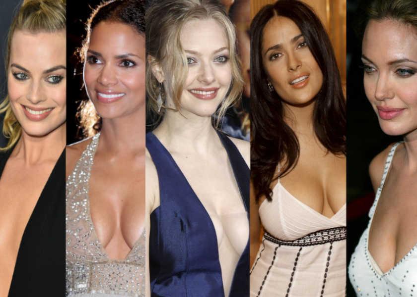 その美貌にうっとり!ハリウッド美女5人のセクシーすぎる映画5選!
