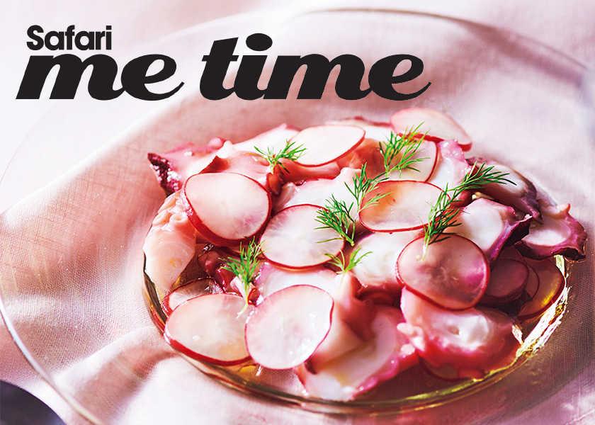 Homemade Dish【スパークリングワイン編 01】栄養バランスのいい 手料理を作って、おウチで乾杯を。