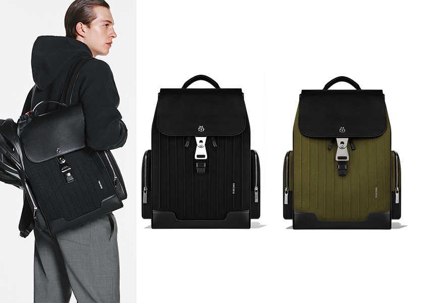 待望の、毎日使えるソフトバッグが初登場!新しい相棒は〈リモワ〉で決まり!