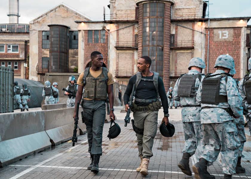 今週末は、この映画に胸アツ!近未来戦争の主役はアンドロイド兵士?『デンジャー・ゾーン』