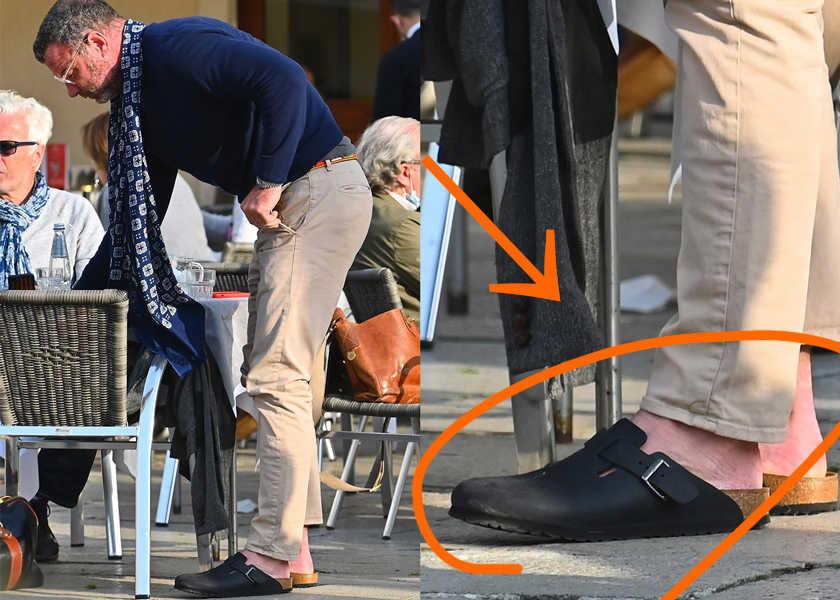 温暖な気候の中でセレブが履きこなすサンダルとは?