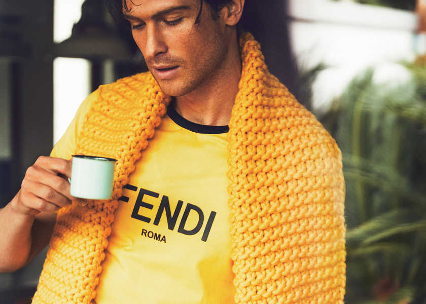 Brand HUNT!  044 FENDI[フェンディ]なにげない日常にもラグジュアリー服を!