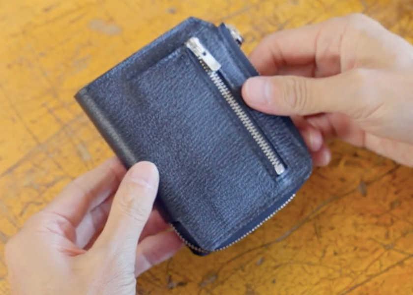【キャッシュレス時代に持ち歩きたい】大人の小さい財布7選 chapter01 〈ラルコバレーノ〉編