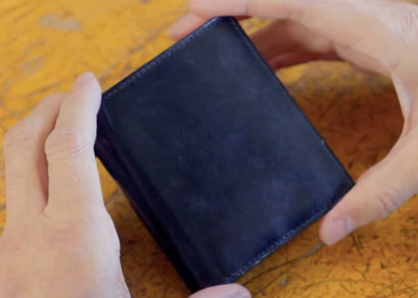 大人の小さい財布7選 chapter02 〈ガンゾ〉編