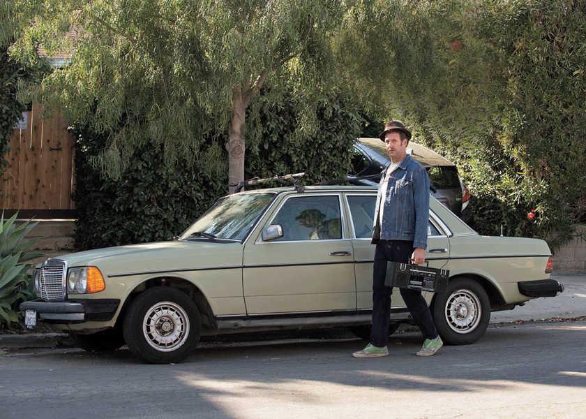 カリフォルニアの「くるまにあ」 vol.25Mercedes-Benz 240D 1978[メルセデス・ベンツ 240D 1978]