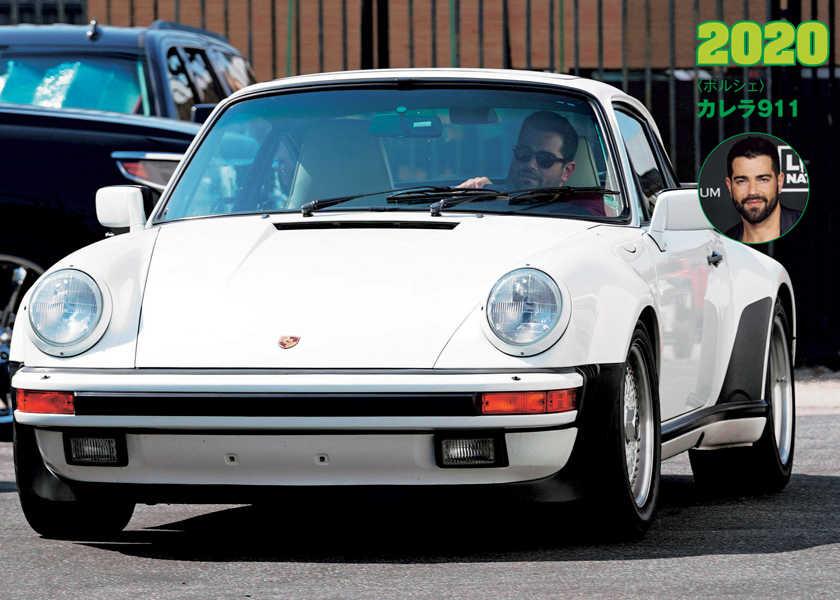 セレブの今と昔なにが変わった? 愛車遍歴①最新のクルマから乗り換える人が続々! セレブが夢中なのは旧車の〈ポルシェ〉&〈フォード〉!
