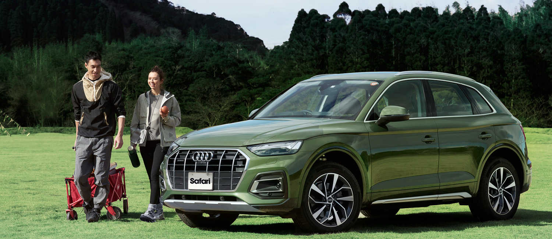 "SUV選びの結論は新型Audi Q5!""スマートで頼れる""には理由がある!"