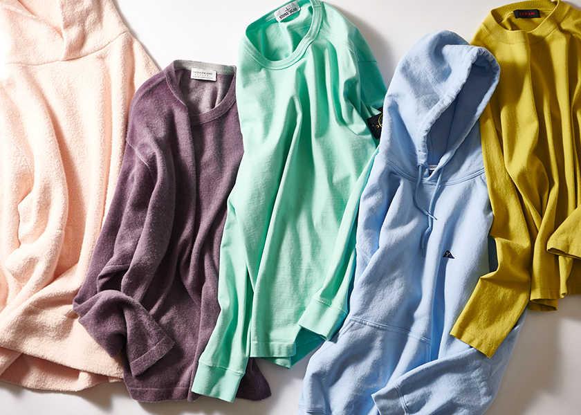 【コーデ例付き】春のデート姿はどうアップデイト?ジャケットにパステル色を合わせるのが正解!