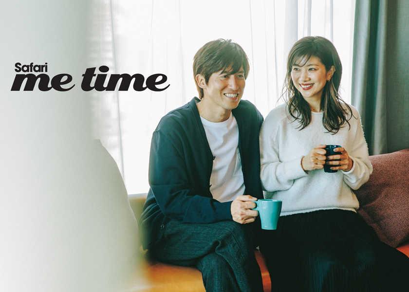 【増嶋竜也・潮田玲子夫妻】家族の過ごし方が変わり、当たり前の大切さを実感。