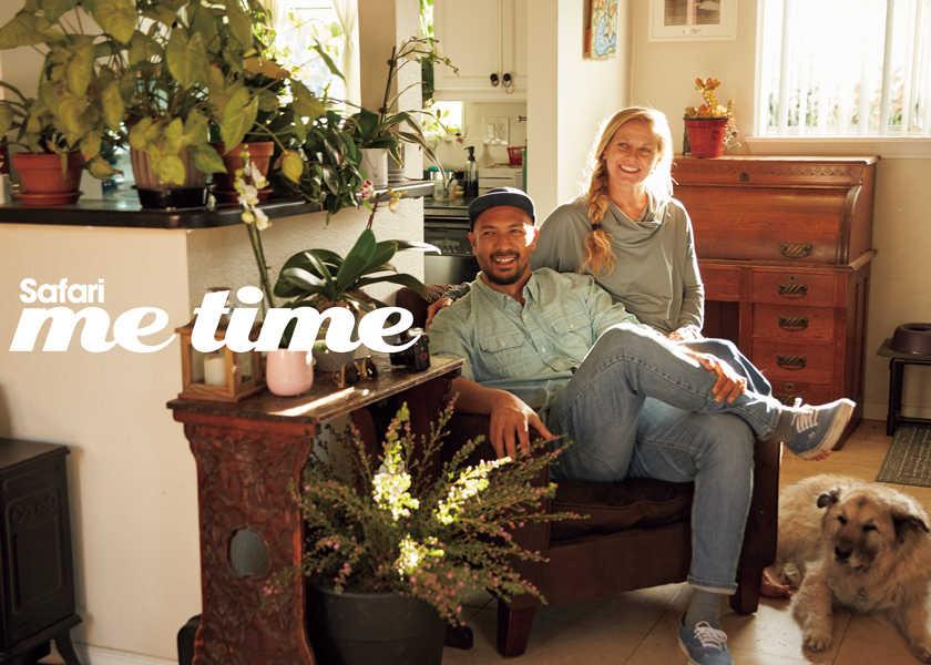 """me time"" Overseas2人で「幸せの意味」を改めて考えるきっかけになった。"
