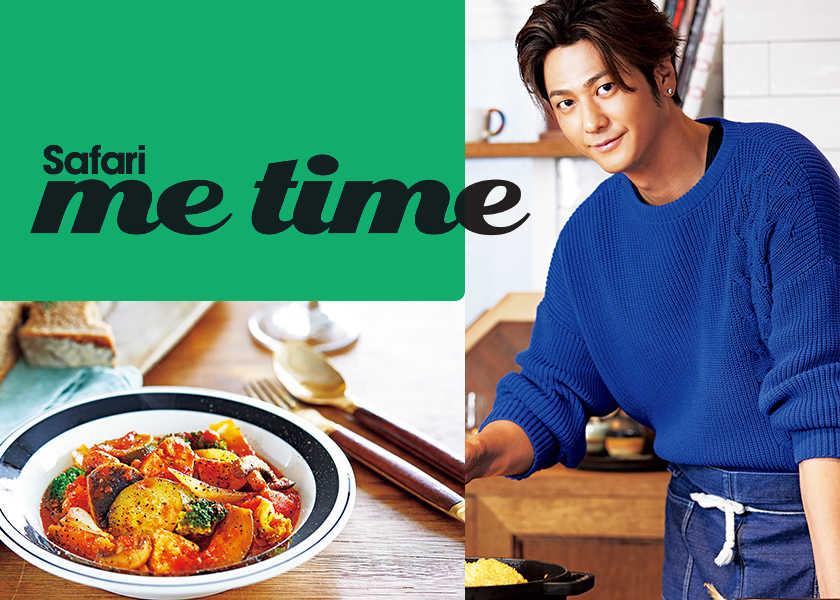 "Hayami's Main Dish""速水もこみち流""の ひと味違う家庭料理。【チキンのトマト煮編】"