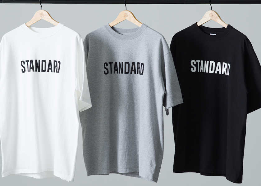 今回も争奪戦は必至!?〈RHC〉の最新別注Tシャツ!