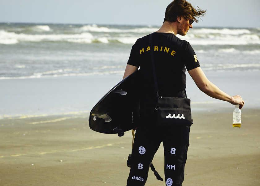 〈ムータ〉×〈ロイヤル フラッシュ〉なら全方位抜かりなし!前も後ろもキマる海好きの週末ウエア!