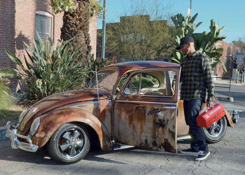 カリフォルニアの「くるまにあ」 vol.27Volkswagen Type1 1957[フォルクスワーゲン タイプ1 1957]