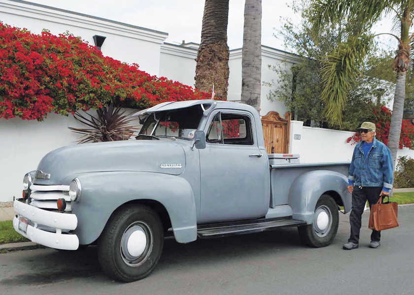 カリフォルニアの「くるまにあ」 vol.28CHEVROLET 3100 1952[シボレー3100 1952]