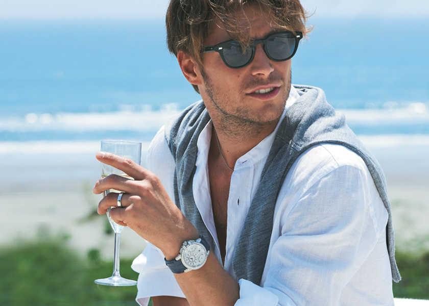 華やかなシーンに欠かせない〈ハリー・ウィンストン〉!気分を高める時計で最高のひとときを!