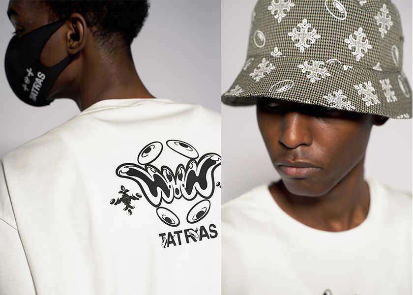 〈タトラス〉がコラボアイテムを発表!お相手は新世代のアーティスト!
