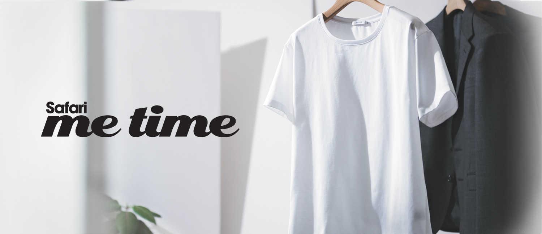 """オーダーシャツブランド〈ソルブ〉だからこそ作れた。""""仕事Tシャツ""""という新たな1枚。"""