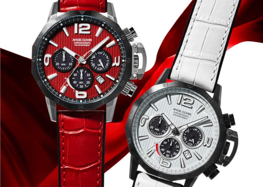 アクティブな大人に捧げる存在感と遊び心をまとう洒落時計!