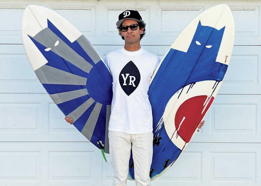 今、カリフォルニアで注目される新世代サーファーの「波乗り一代記」 vol.30サーフ界に新風を送ったローキーなレジェンド! ジェイ・ブラザー