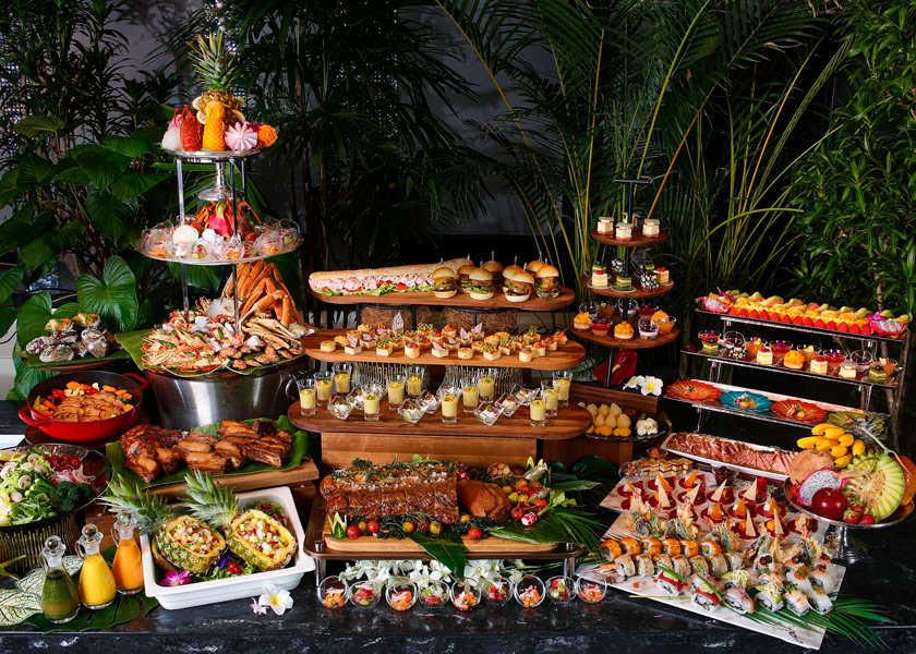 【人気】美味しいものを存分にどうぞ優雅な気分でホテルブッフェ!