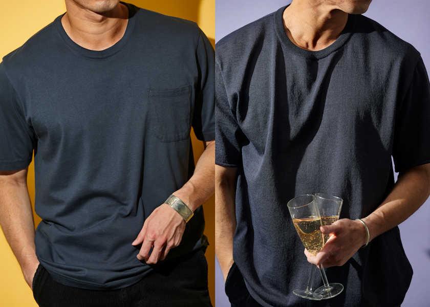 """お洒落な大人がやっている、上手な""""Tシャツ活用法""""とは?"""