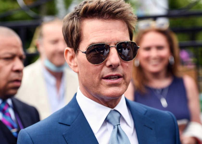 """トム・クルーズが着用した、""""世界最高級メゾン""""のサングラスはどこの?"""