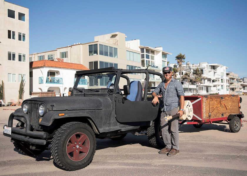 カリフォルニアの「くるまにあ」 vol.31CUSTOMIZED CAR