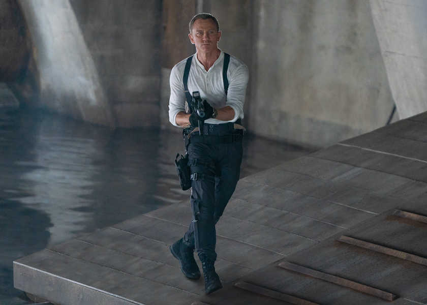 『007/ノー・タイム・トゥ・ダイ』でジェームズ・ボンドが履いたブーツがコレ!